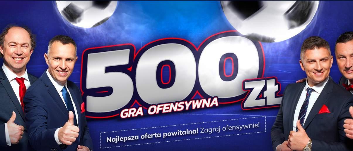 Photo of Gra ofensywna eToto. Bonus powitalny 500 PLN