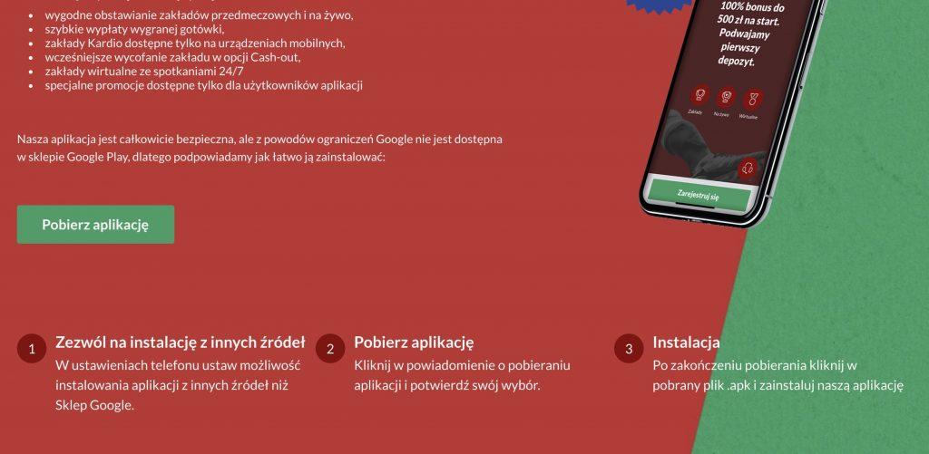 pzbuk aplikacja na telefon