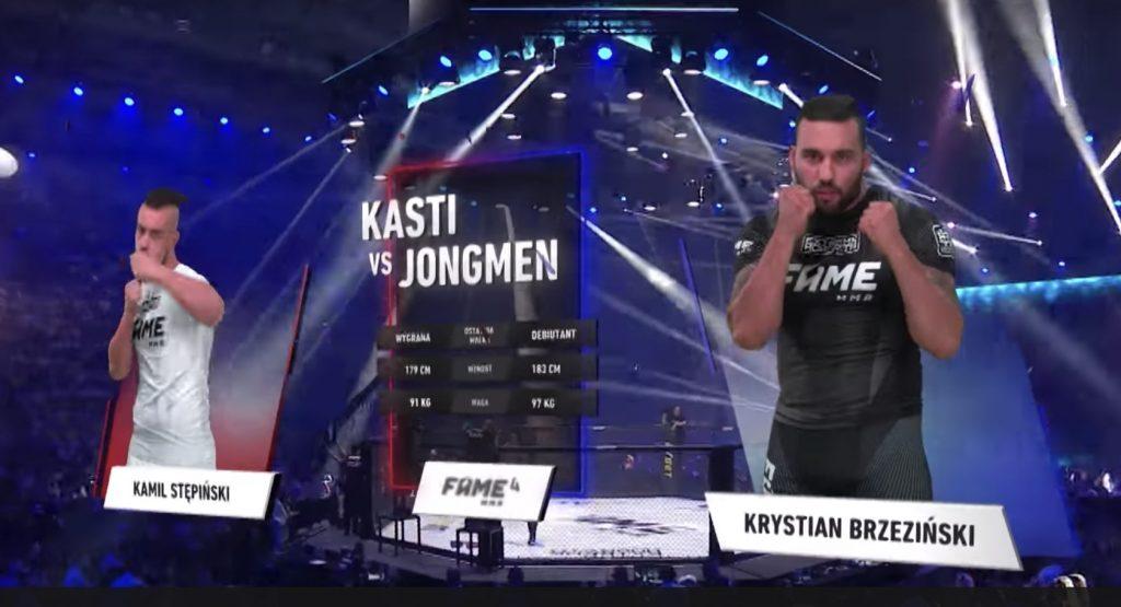 Gdzie FAME MMA 5 w internecie za darmo?